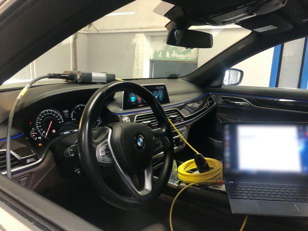 Kodowanie BMW Polskie Menu Chiptuning Mapy Aktualizacje USA -> EU