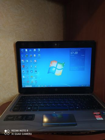 Ігровий ноутбук HP pavilion dm 3