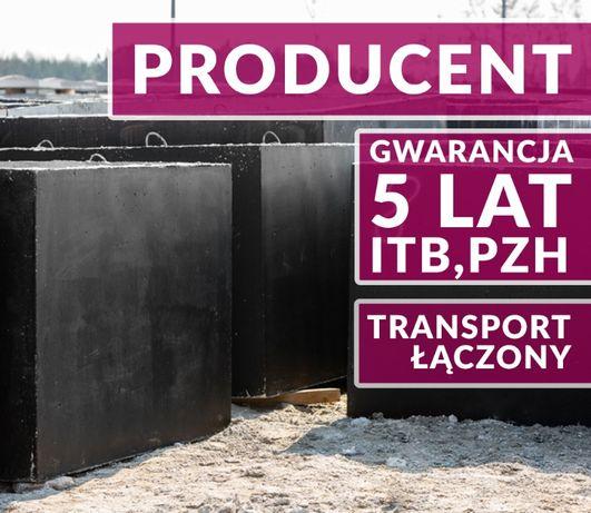 Zbiornik betonowy 10m3 na gnojowicę gnojówkę szambo betonowe POZNAŃ