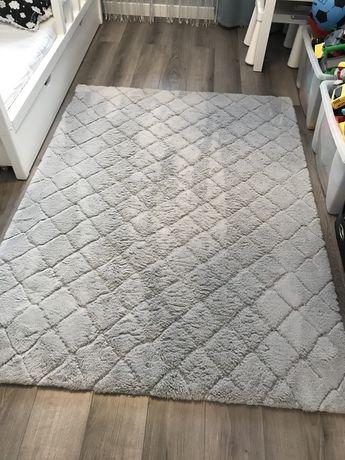 Szary dywan 120x160 Modena