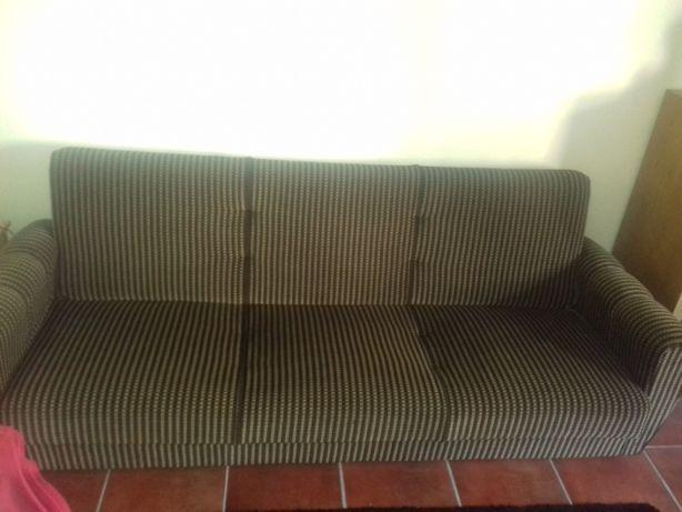 Conjunto 3 sofas