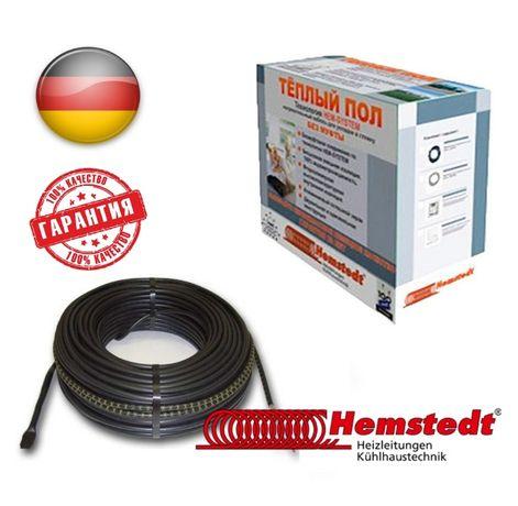 Электрический теплый пол Греющий кабель Hemstedt Германия Raychem