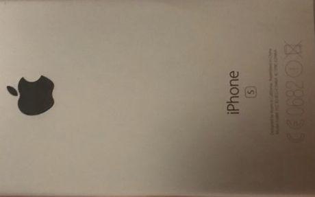 iPHone 6s 16gb preto DESBLOQUEADO todas as redes