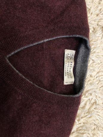 Пуловер чоловічий Brunello Cucinelli
