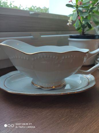 Sosjerka - stara porcelana