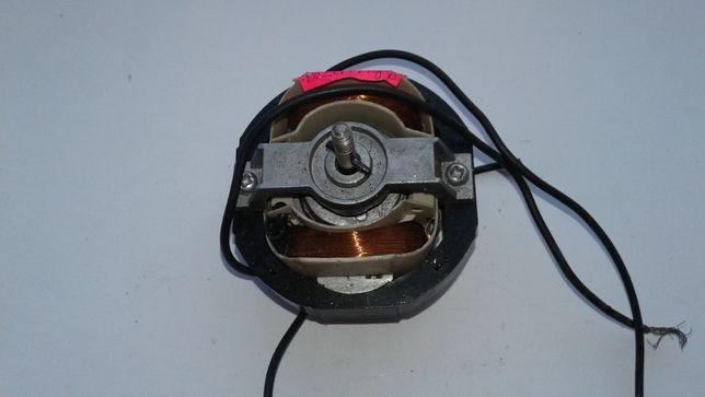 Мотор для тепловентилятора універсальний