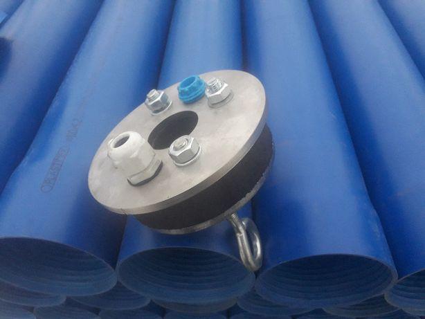 Głowica studzienna Ø 125mm Głowice do studni głębinowych