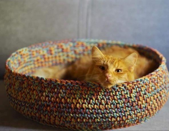 Legowisko dla kota psa leżanka łóżko kojec