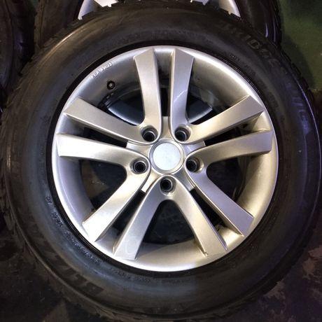 Диски rial 5*112 ЕТ35 7.5Jx16EH2+  Volkswagen, Skoda