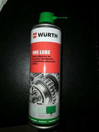 Smar odporny na wodę obciążenia HHS LUBE WURTH