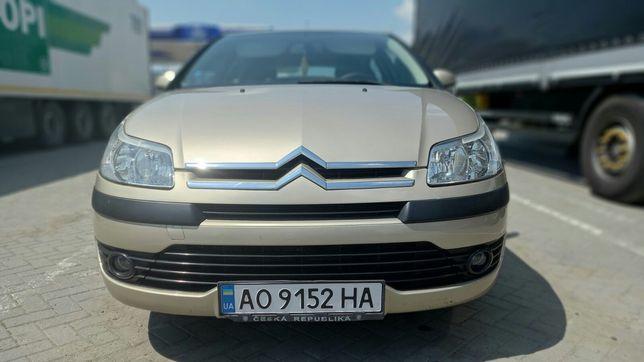 Citroen c4 1.4 бензин 2005р.в.