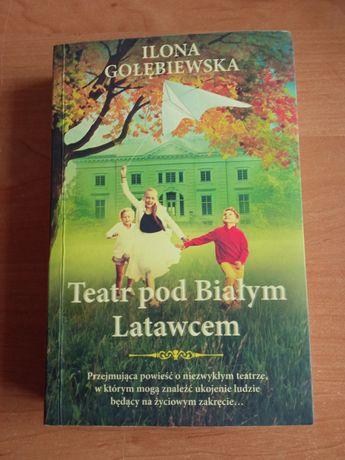Ilona Gołębiewska - Teatr pod Białym Latawcem