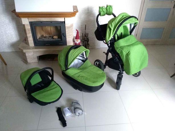 Sprzedam wielofunkcyjny wózek dziecięcy 3w1