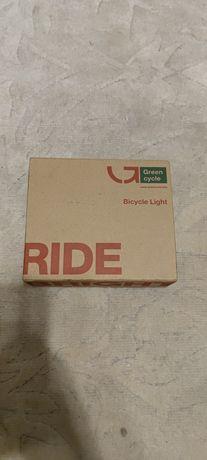 Фара передня Green Cycle