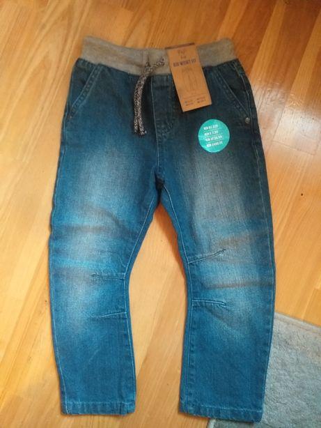 Spodnie Jeans FF r. 104