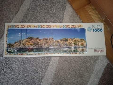 Puzzle 1000 trefl Majorka