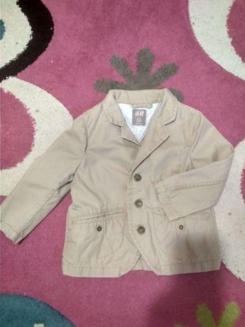 Піджак для хлопчика фірми H/M
