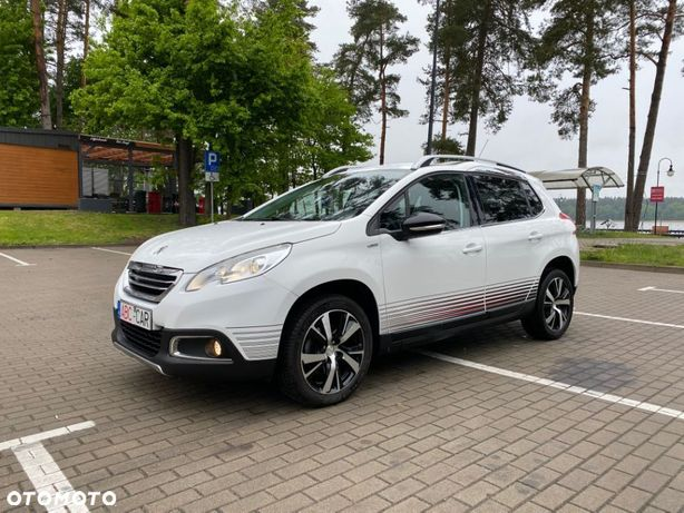 Peugeot 2008 URBANCROSS BIAŁA LALUNIA Auto Super Wypas Jak z Salonu 1.2 Benz 110 KM