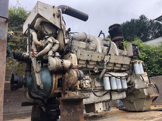 Motor cummins K38