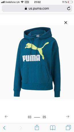 Худи Puma(оригинал)