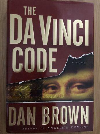Ksiazka Da Vinci Code Dan Brown po angielsku