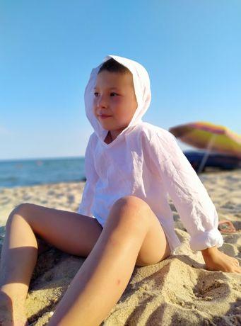 Пляжная туника для мальчика