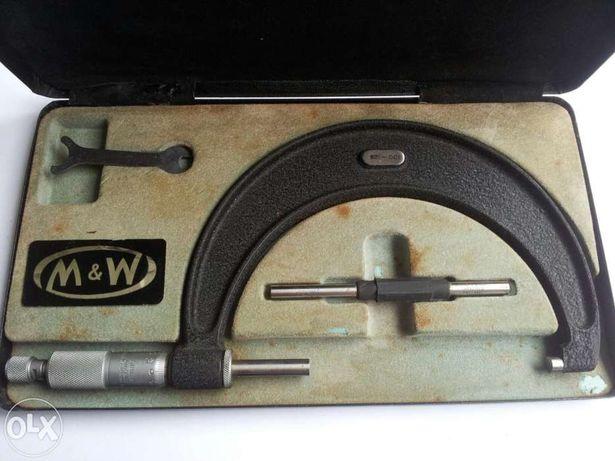 Micrómetro diâmetro 100 - 125mm M&W