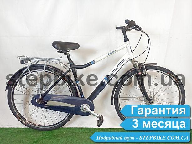"""Велосипед Городской Алюминиевый Планетарка из Германии Hollandia 28"""""""
