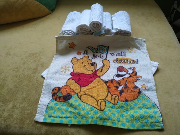 Ręczniczki dziecięce 30x30