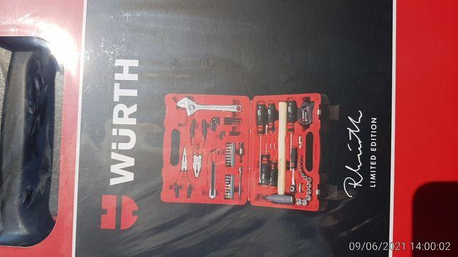 Wurth walizka narzędziowa seria limitowana