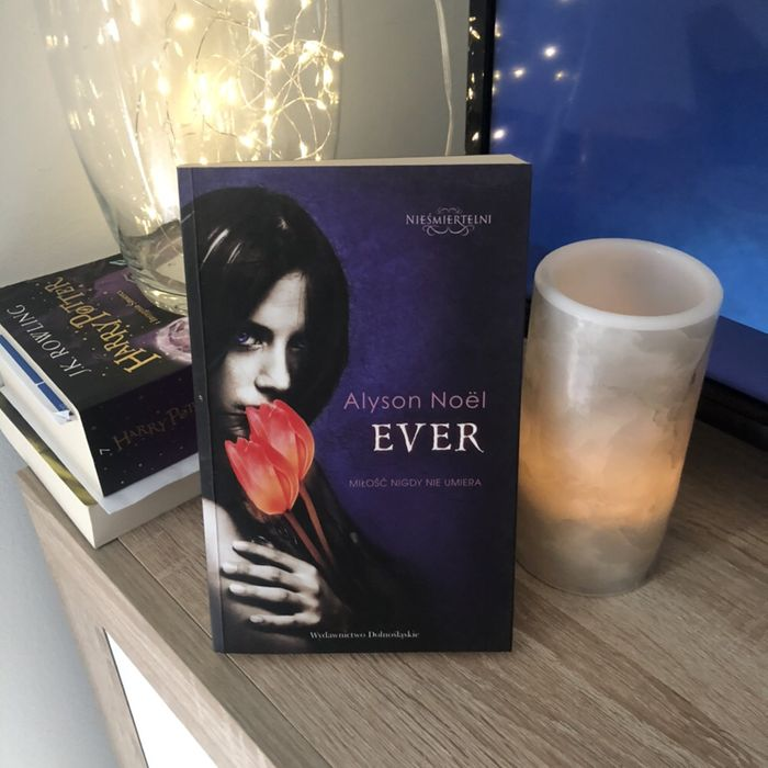 """""""Ever"""" Alyson Noel Zielona Góra - image 1"""