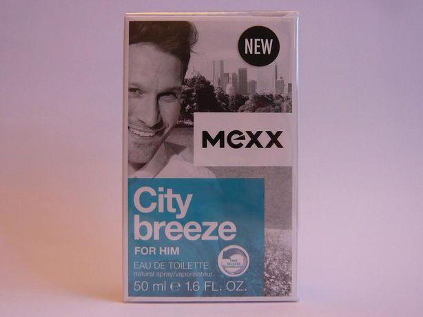 Mexx City Breeze for him edt 50 ml