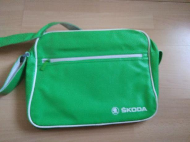 torba samochodowa do noszenia laptop itp SKODA