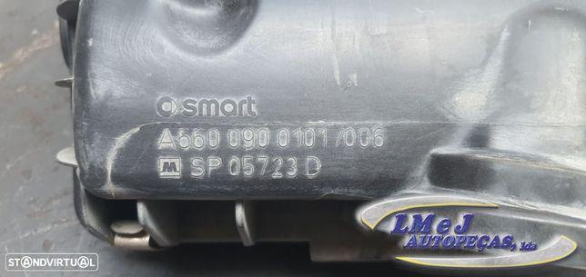 Caixa de filtro de ar Usado SMART/FORTWO Cabrio (451)/0.8 CDi (451.401)   08.09...