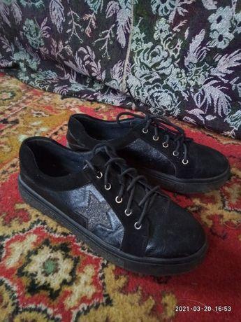 Подростковые туфли на весну