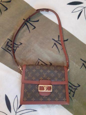 Сумка Louis Vuitton Dauphine канва Monogram