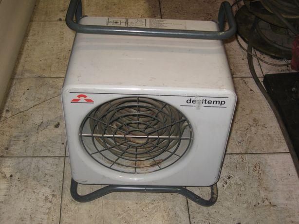 Электрообогреватель тепловентилятор