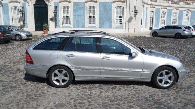 Mercedes c220 cdi Avantgard 150 kw
