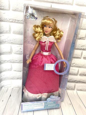 Disney Дисней Поющая кукла принцесса Золушка