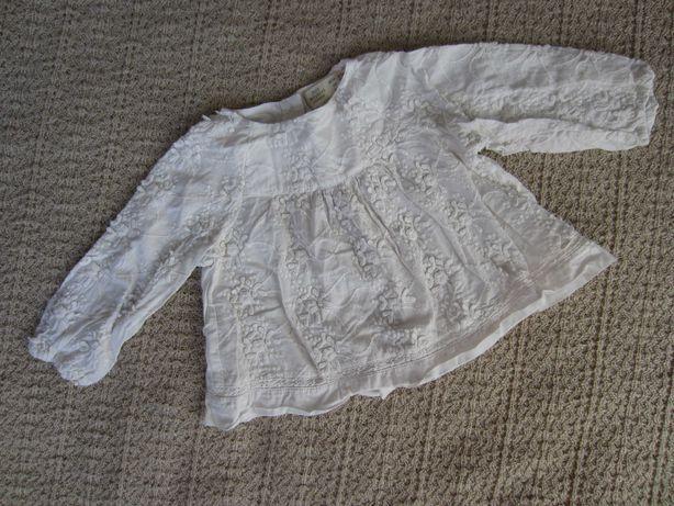 Блуза zara для малышки
