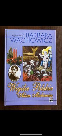 Książka Wigilie polskie B. Wachowicz