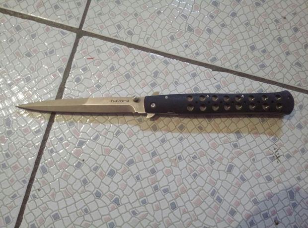 """Nóż składany Cold Steel Ti-Lite 6"""" AUS8A nowy"""