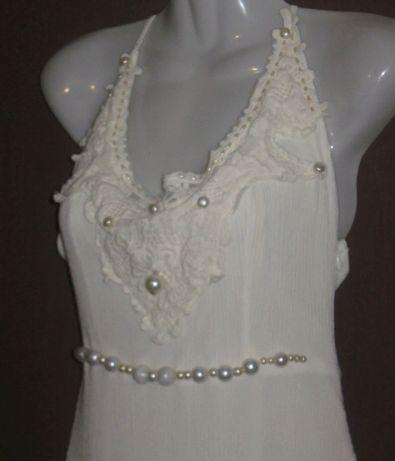 Платье длинное, макси, в пол, вечернее, в греческом стиле. 38-40 р-р.
