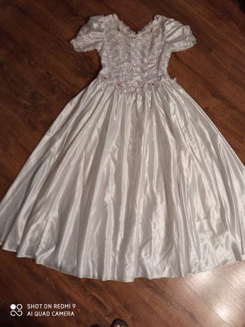 Sukienka ślubna 40
