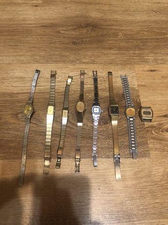 Stare damskie zegarki