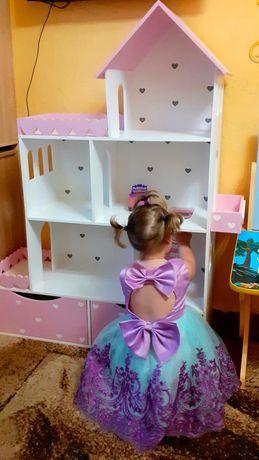Домик для кукол, детский дом для Барби, ляльковий будиночок , ЛОЛ