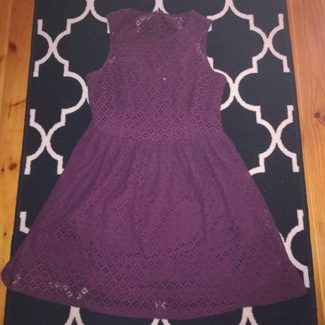 Sukienka New look w rozmiarze 42 i sukienka w kwiaty 42