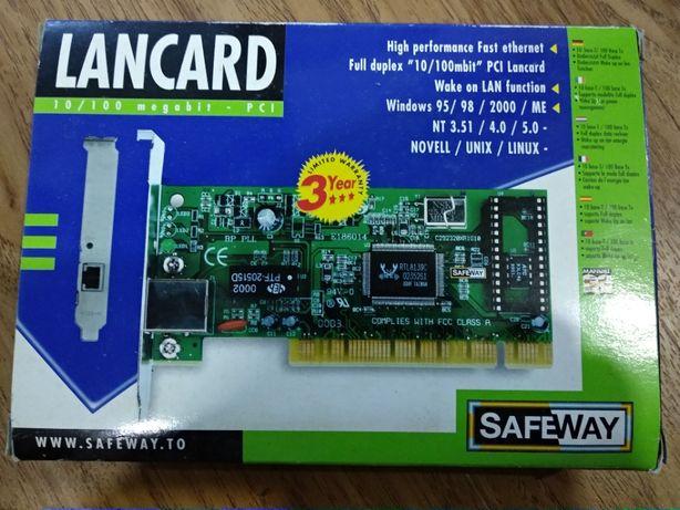 Lan Card Safeway 10/100