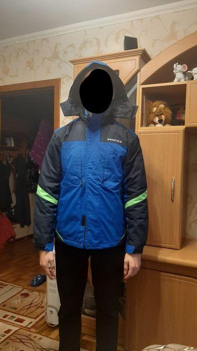 Зимняя куртка на парня S Запорожье - изображение 1