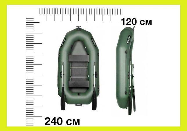 Лодка Пвх Надувная Резиновая Bark B-240